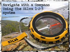 Navigate With a Compass Using The Silva 1-2-3 system