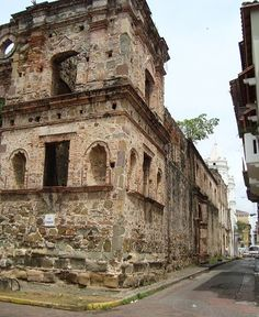 Panama old city.I want to go see this place one day.Please check out my website thanks. www.photopix.co.nz