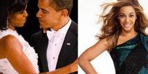 """Sarà Beyoncè a cantare l'inno americano """"The Star-Spangled Banner"""" alla cerimonia dell'Inauguration Day il prossimo 21 gennaio. Michelle E Barack Obama, Beyonce, Banner, Celebs, Fashion, Banner Stands, Celebrities, Moda, Fashion Styles"""