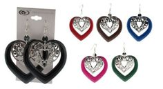 Wholesale Jewelry & Accessories -  Colorful Earrings