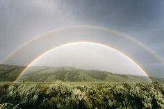 How Do Rainbows Form?: Double Rainbows