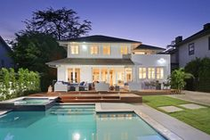 Elegant Sunset Square Colonial Los Angeles, CA 90046