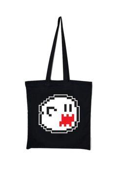 Super Mario Geist Boo von Vintage-Massacre auf DaWanda.com