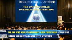 """""""In May 2018, The Church of Almighty God released a large-scale choral documentary, The One Who Holds Sovereignty Over Everything, a classic work of testimony to the Creator's almightiness and sovereignty. It incorporates grand and powerful special effects and lovely, moving choral music,laying out before viewers' eyes the facts of God's grasp over the entire universe and world, His rule over mankind's fates, and how He has propelled human history. ..."""" #God's_authority #FilmFestival #Gospel"""