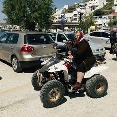 Syros island Monster Trucks, Around The Worlds, Island, Islands