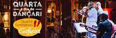 Bom Lazer - Seu fim de semana começa aqui: #BOMLAZER   SHOW - Embarque nas quartas sambando g...