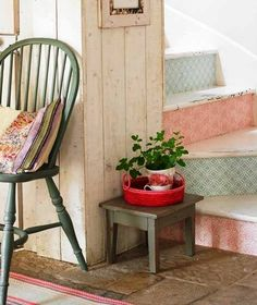 A Cottage in the Country Decor, Furniture, Shabby Chic, Cottage, Cottage Style, Vintage House, Shabby, Cottage Decor, Country Cottage Decor