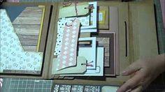 Steampunk Folio Album - TIM HOLTZ FOLIO - mirtillamente - YouTube