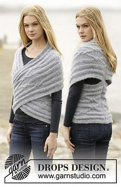 Ravelry: 165-47 Infinity pattern by DROPS design