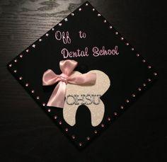 Dental graduation cap