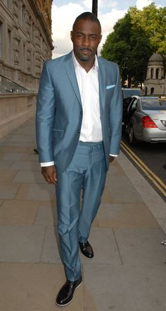 Idris Elba at the London premiere of Pacific Rim on July 4, 2013.