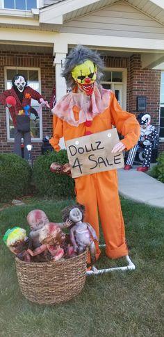 Heal Halloween dolls for sale Spooky House, Halloween Doll, Dolls For Sale, Home Decor, Decoration Home, Room Decor, Home Interior Design, Home Decoration, Interior Design
