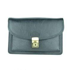 Pánske kožené etue / tašky z pravej, hovädzej Talianskej kože. Leather Handbags, Leather Bags, Stitching Leather, School Backpacks, Leather Material, Briefcase, Leather Men, Shoulder Bags, Purpose