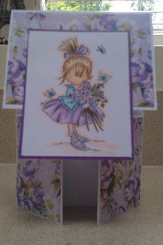 MIL Birthday Card