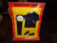 Very rare ADVENTURE SERIES 1960's, NAVY MARINE OUTFIT 1960's | eBay