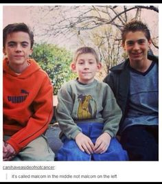 Malcolm In the Middle malcolm in the middle 33255052 3000 2000 Malcolm in the Middle Voting Community – Frankie Muniz, Justin . George Clooney, Twenty One Pilots, Top Funny, Hilarious, Malcolm, Frankie Muniz, I Love To Laugh, Film Serie, Just For Laughs