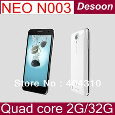 Original Neo N003 Premium 5 Inch FHD 1920*1080 phone MTK6589T Quad Cor 1.5Ghz 13MP 2GB+32GB Andorid 4.2 Multiple languages $197.99 - 260.99