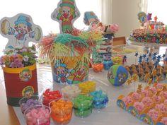 Festa infantil Patati Patatá feita em casa - Pega no Pink