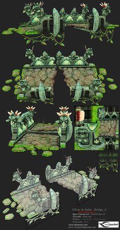 RockPocketGames - Bridge_A by ~samavan on deviantART