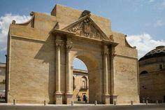 Porta Napoli a Lecce Η Πόρτα Νάπολη στο Λέτσε Porta Napoli in Lecce  amm. [M.D.]