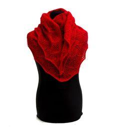 Knit shawl  knitted shawl  lace shawl  by FoxyTricksHomeAndYou