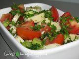 Rețetă Salata cu inimi de palmier Caprese Salad, Nutella, Salsa, Tacos, Mexican, Ethnic Recipes, Food, Diy, Crafts