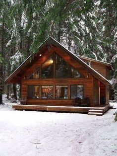 Log Homes 60 small mountain cabin plans with loft fresh 70 fantastic small log cabin homes design id Chalet Design, Chalet Style, Lodge Style, Cabin Plans With Loft, Small Log Cabin Plans, Loft Floor Plans, Rustic Home Plans, Lake Home Plans, Small Home Plans