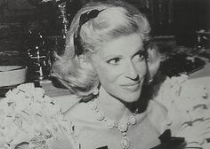 Marie-Helene de Rothschild gave the Proust Ball at Chateau de Ferrieres, December 1971. Obituary: http://www.independent.co.uk/news/people/obituary-mariehelene-de-rothschild-1341658.html