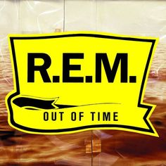R.E.M. - Out of Time (LP) pre-order nu aan verlaagde prijs www.vinyljunk.com