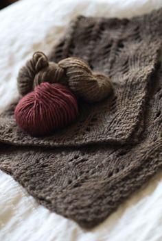 wool leaves by brooklyn tweed
