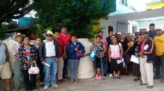 Antorchistas de Ciudad Ayala benefician a 100 familias