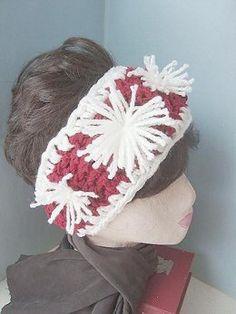 Ski Bunny Headband | Crochet Pattern by Ashton11