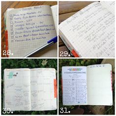 Life on Island : Bullet Journal ~ Plan With Me Challenge July 16 to 31