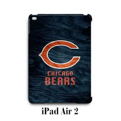 Chicago Bears Style 2 iPad Air 2 Case Cover Wrap Around