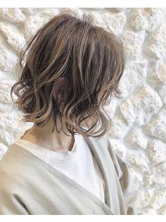 Medium Hair Styles, Short Hair Styles, Hair Arrange, Brunette Hair, New Hair, Salons, Hair Cuts, Hair Color, Hair Beauty