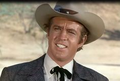 Deputy Sheriff Emmett Ryker Hollywood Cinema, Old Hollywood, Movie Stars, Movie Tv, Doug Mcclure, James Drury, Best Hero, Cowboy Horse, The Virginian