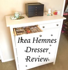 A Lavender Lady's Look book: Ikea Hemnes 6 Drawer Chest Review