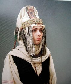 A Bulgarian costume