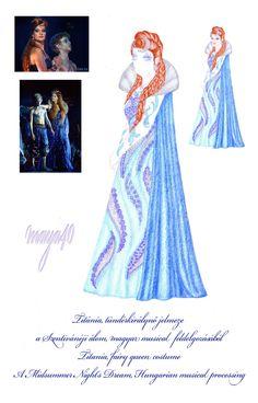 Vanda's Secret Wardrobe - Titania, Fairy queen 2 by maya40.deviantart.com on @deviantART