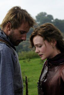So THRiLLED they are making a new movie version of this book! One of my all-time fave classics!!! Far from the Madding Crowd (2015) Poster