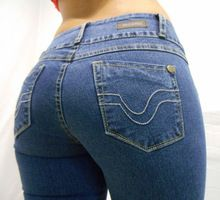 Mcana Butt Lift Jeans M10-7 Medium Blue Wash Skinny Best Buy follow this link http://shopingayo.space