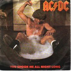 Classic AC/DC - You shook me all night long - still one of my favorites. ;-)