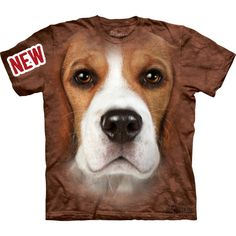 Beagle Face T-Shirt Great Christmas Gift Big Pet Animal Face Tie Dye... ($17) ❤ liked on Polyvore featuring tops, t-shirts, grey, women's clothing, christmas shirts, tye dye t shirts, gray t shirt, t shirts and graphic shirts