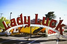 The Lady Luck is being renovated and brought back to life.