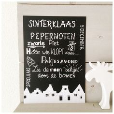 Poster handlettering Sinterklaas A4 zwart School Decorations, Halloween Decorations, Bujo, Holiday Crafts, Christmas Diy, Chalkboard Lettering, Beautiful Lettering, Write It Down, Silhouette Cameo Projects