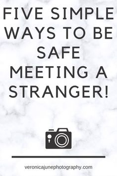Safety tips for men, women, and teens for meeting a friend from social media. Tips for first time meetings. Awareness and safety are key. Photography Basics, Photography Business, Street Photography, Landscape Photography, Photography Composition, Learn Photography, Phone Photography, Newborn Photography, Family Photography