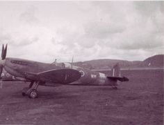 Wilhelm Mohrs personal Spitfire MK666 Ww2 Pictures, Supermarine Spitfire, Ww2 Planes, Aeroplanes, Pilots, World War Two, Historical Photos, Wwii, Norway