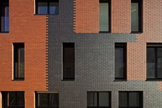 Philippe Gazeau, Philippe Ruault, Sergio Grazia · 55 LOGEMENTS · Architettura italiana