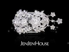 Headpieces - $30.99 - Amazing Clear Crystals Wedding Bridal Tiara (042004260) http://jenjenhouse.com/pinterest-g4260