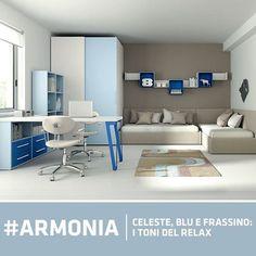 #Cameretta Moretti Compact - #arredamento #madeinitaly